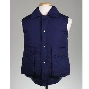 Vintage 80s Outdoor Exchange Down Puffy Ski Vest